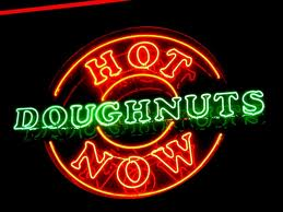 hot doughnuts
